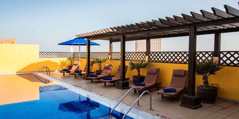 Citymax-Al-Barsha–Pool
