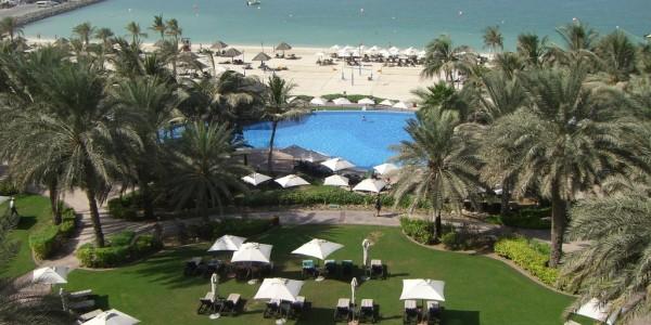 Le Meridien Mina Seyahi Beach Resort &marina