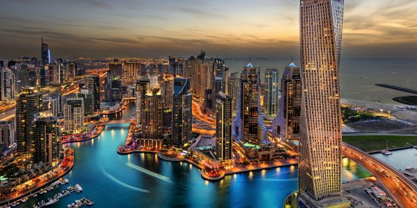 Dubai – kui vaid parim on küllalt hea