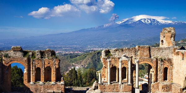 Suviselt sillerdav Sitsiilia