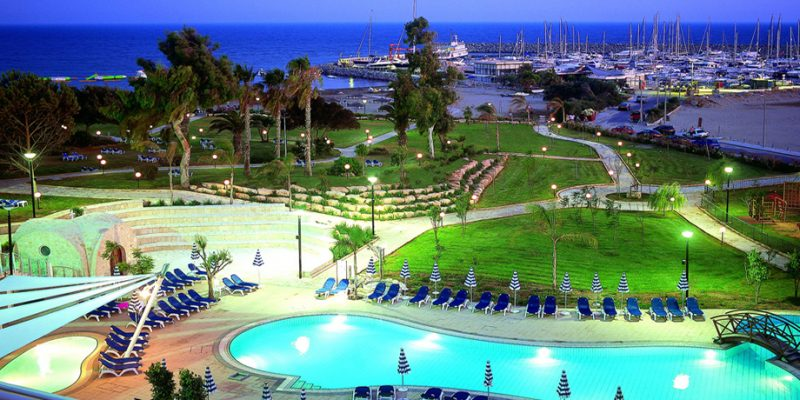 St Raphael Resort Limassol Cyprus – http://www.raphael.com.cy