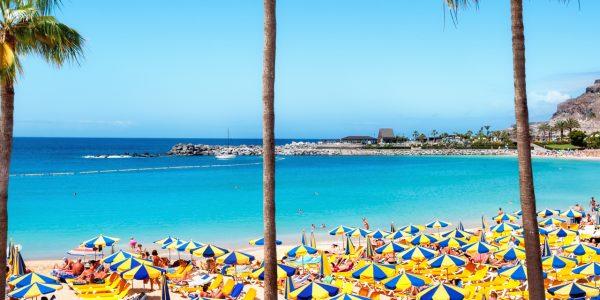 Vaheldusrikas ja päikeseline Gran Canaria