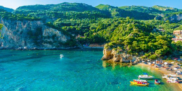 Rõõmus ja roheline Korfu