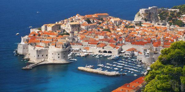 Aadria mere pärl Dubrovnik