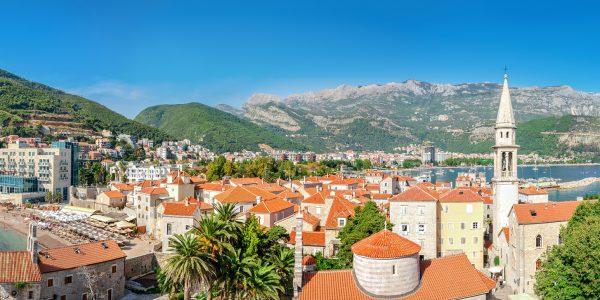 Mägede maa Montenegro
