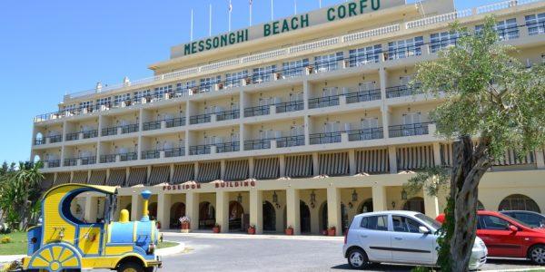 Messonghi Beach, Moraitika