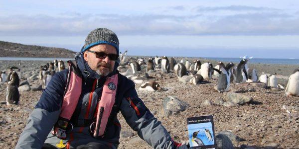 Antarktika Tiit Pruuliga