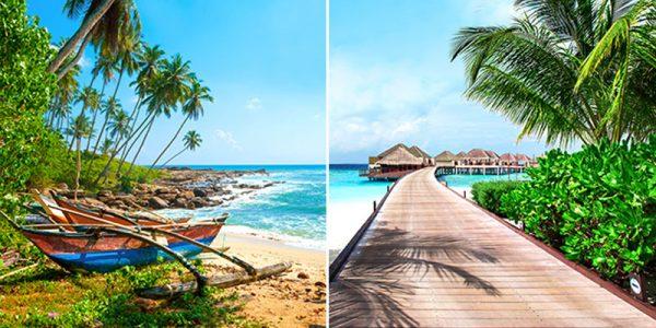 Sri Lanka(6 ööd)-Maldiivid(5 ööd) kombineeritud pakett 2*