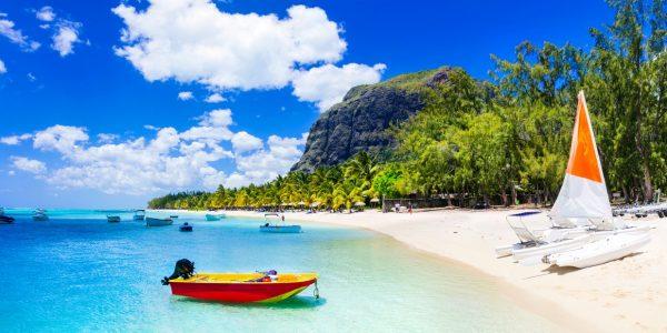 Mauritius - luksuslik saar