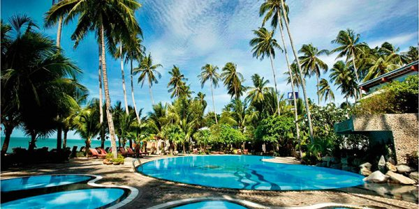 Oriental Pearl Beach Resort & Spa