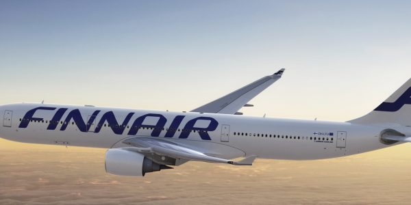 Jõuluvana kampaania Finnairi lendudele