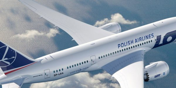 LOT Polish Airlinesi lennud