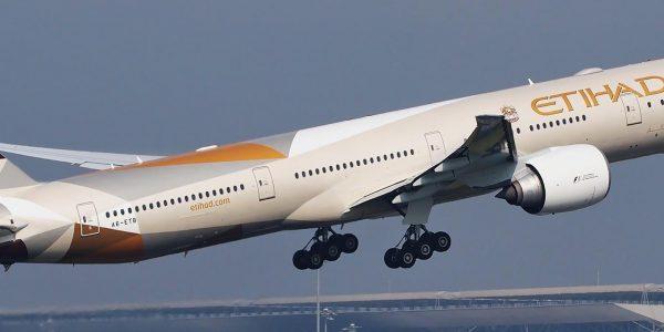 Avasta maailma Etihad Airwaysiga
