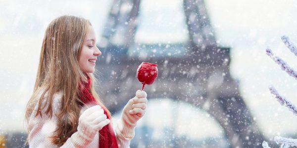 Jõuluaegne linnareis Pariisi