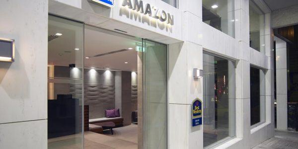 Linnareis majutusega hotellis Best Western Amazon 3*