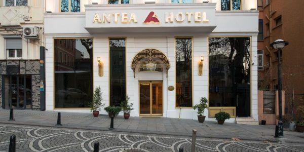 Linnapakett hotellis Antea 4*