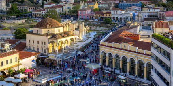 Linnareis Ateenasse