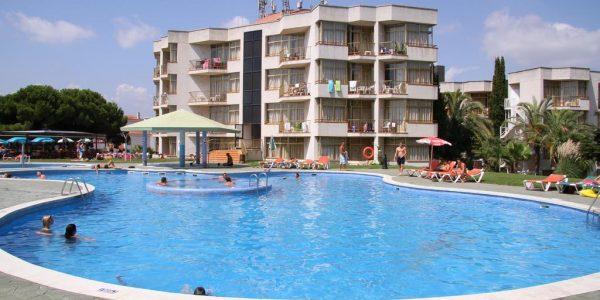 Alegria Bolero Park apartemendid