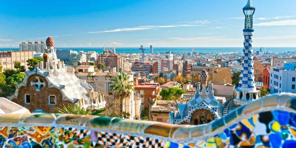 Barcelona – kuldne ja maaliline