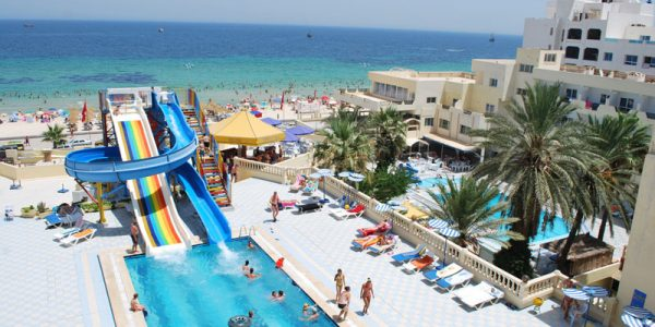 Sousse City & Beach Hotell