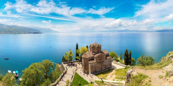 Ohrid – ehe Balkani linn kaljude embuses