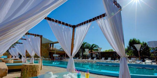 Island Beach Resort 2*, 30.08.2018, söökideta