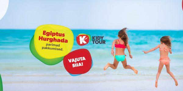 Kidy Touri Hurghada pakkumised