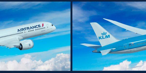 KLM/AirFrance kampaaniahinnad