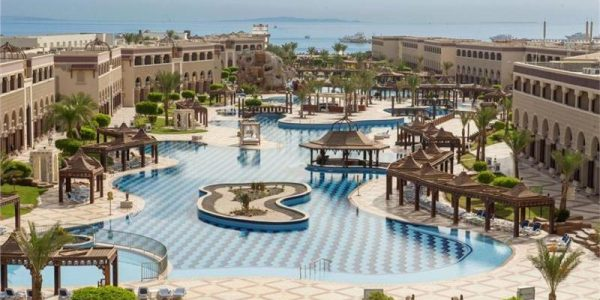 Hotell Sentido Mamlouk Palace Resort 5*, 11.01.2019, kõik hinnas