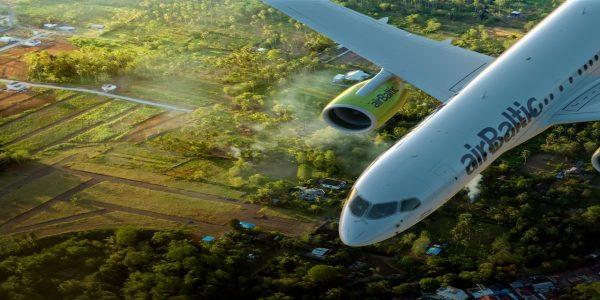 AirBalticu kampaania