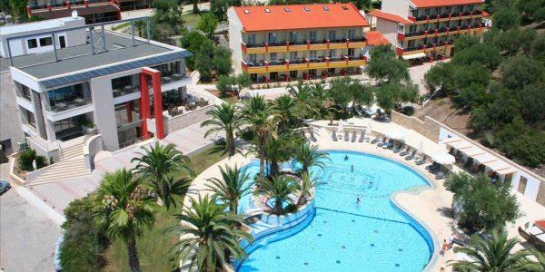 Hotell Lagomandra Beach 4*, 11.06.2019, hommiku- ja õhtusöögiga