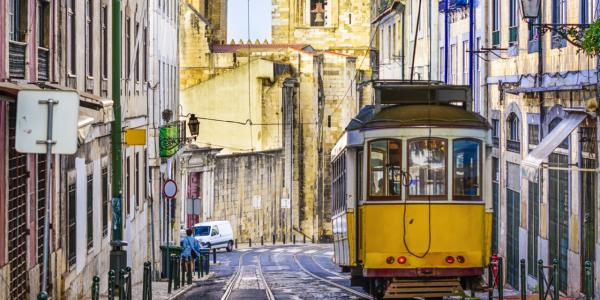 Aastavahetus Lissabonis