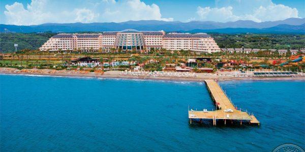 Hotell Long Beach Resort 5*, kõik hinnas ultra