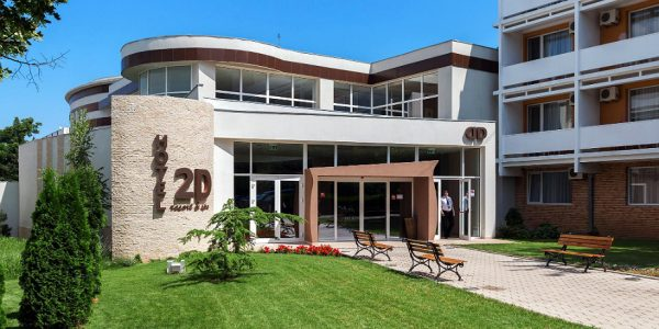 2D Resort & Spa, Neptun