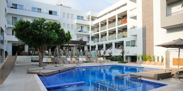 Atrium Ambiance City Hotel, Rethymnon