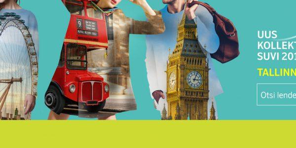 AirBalticuga otse Londonisse