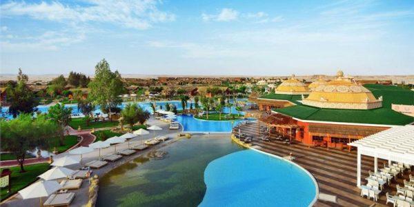 Hotell Pickalbatros Jungle Aqua Park 4*, 28.12.2018, kõik hinnas