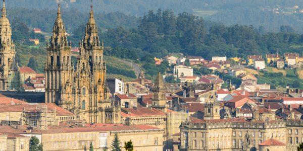 Lihavõttepuhkus Santiago de Compostelas