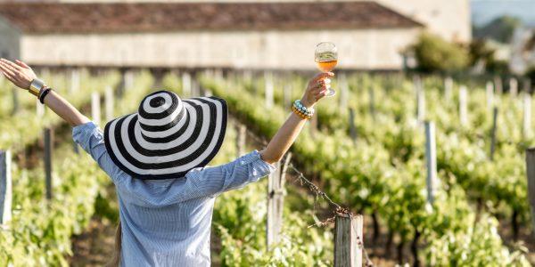 Bordeaux – päikeseküllased veinistandused
