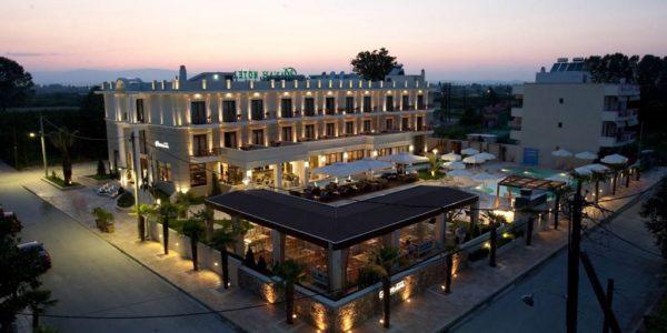 Hotell Danai & Spa 4*, 11.06.2019, hommiku- ja õhtusöök