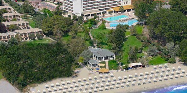 Hotell Bomo Olympus Grand Resort 4*, 04.06.2019, ultra kõik hinnas