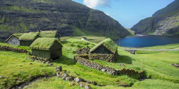 Fääri saared rahvuspühal Askur Alasega