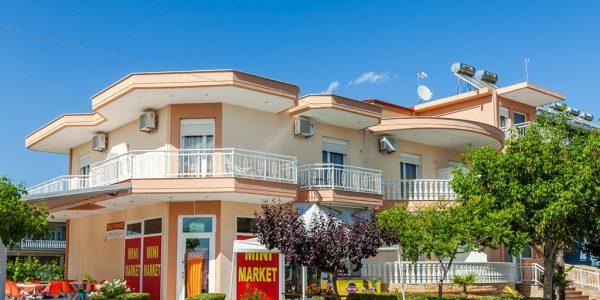 Villa Morfeas Apartement, 04.06.2019, söökideta
