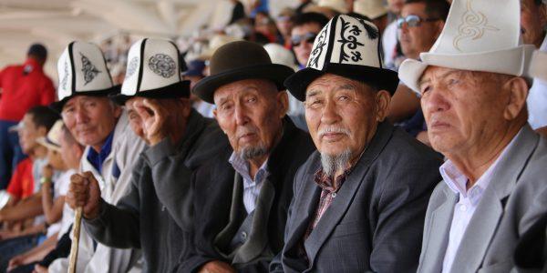 Rannapuhkus ja nomaadimängud Kõrgõzstanis!