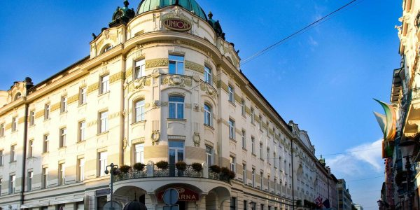 Grand Hotel Union (hommikusöögiga)