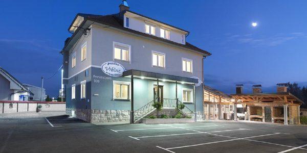 Hotell Vrbinc (söökideta)