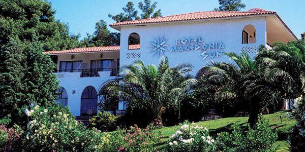 Hotell Bomo Macedonian Sun 3*, 11.06.2019, kõik hinnas