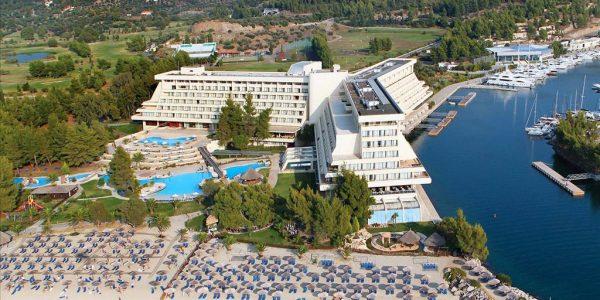 Hotell Porto Carras Meliton 5*, 11.06.2019, hommikusöögiga