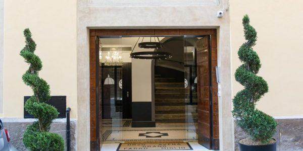 Hotell Relais Santa Maria Maggiore (hommikusöögiga) superior tuba