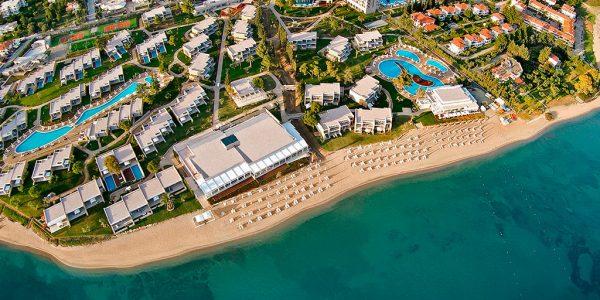 Hotell Ikos Olivia 5*, 04.06.2019, ultra kõik hinnas